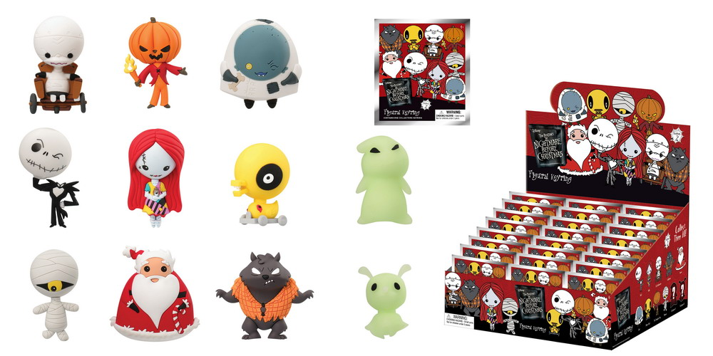 New Monogram Nightmare Before Christmas Collectibles | Figures.com