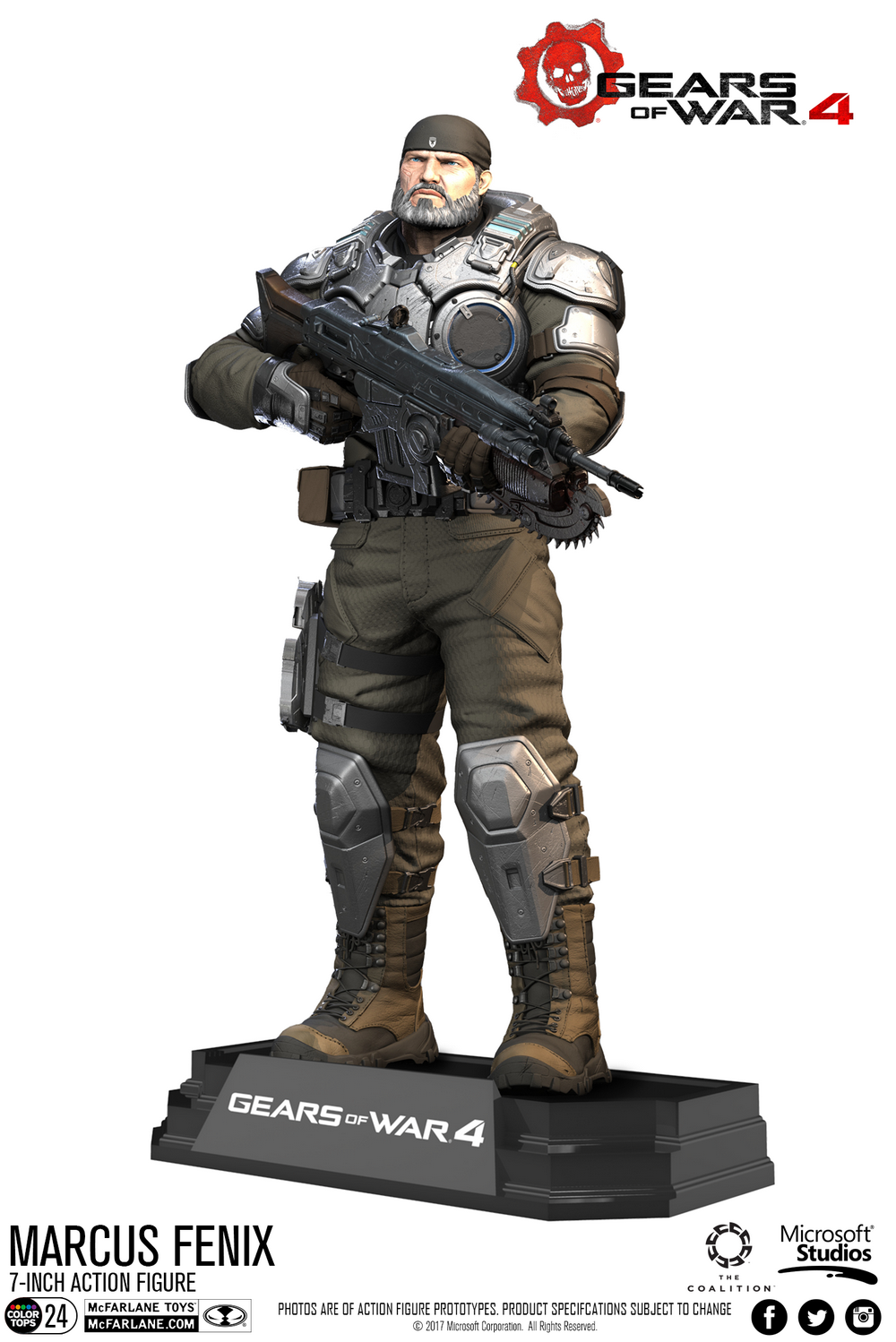 Mcfarlane Toys Official 27