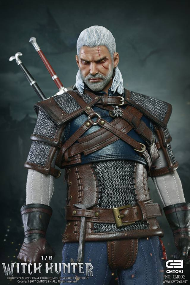 Cm Toys 1 6th Scale Witch Hunter Figures Com