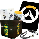 """<h5><A HREF=""""https://www.toynk.com/products/overwatch-gift-box-bundle-with-loot-box"""" target=""""_blank"""">OVERWATCH GIFT BOX BUNDLE</A> $44</h5><p>The world needs heroes. Join the fight with this Overwatch Gift Bundle! Encapsulating everything awesome about Blizzard's hit multiplayer game, this package includes five cool Overwatch items: Overwatch Fleece Blanket, Overwatch 11 oz Mug starring the game's lineup of heroes, Overwatch Keychain, Overwatch Logo Lanyard, and an Overwatch Air Freshener to keep your game room smelling sweet. This cornucopia of Overwatch goodies all comes packaged in a 9.5"""" box that resembles a Loot Box from the game! Makes a perfect gift for the Overwatch fan in your life! Retail value of $65. <A HREF=""""https://www.toynk.com/products/overwatch-gift-box-bundle-with-loot-box"""" target=""""_blank"""">ORDER HERE</A></p>"""