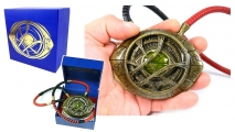 """<h5><a href=""""https://www.toynk.com/products/doctor-strange-eye-of-agamotto-necklace"""" TARGET=""""_BLANK"""">DOCTOR STRANGE EYE OF AGAMOTTO REPLICA</a> $63.99</h5><p>With the Eye of Agamotto necklace let your imagination run wild. Use the powerful Agamotto eye to seek the truth and gaze closer into the souls of those around you. Just remember: the magic is in your hands. 32"""" cord.  Limited edition item is displayed in an exclusive collectors box marked inside with the words """"Marvel Doctor Strange"""" printed in gold foil. <a href=""""https://www.toynk.com/products/doctor-strange-eye-of-agamotto-necklace"""" TARGET=""""_BLANK"""">ORDER HERE</a></p>"""