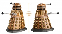 """<h5><a href=""""https://shop.eaglemoss.com/usa/doctor-who-figurines-collection/9-inch-mega-bronze-dalek"""" TARGET=""""_BLANK"""">9"""" MEGA BRONZE DALEK STATUE</a> $112.45</h5><p>This limited edition Mega Bronze Dalek statue is hand-crafted from metallic resin. This model has been built with keen attention to detail, standing at approximately 9.05 inches tall and features all traditional Dalek add-ons. <a href=""""https://shop.eaglemoss.com/usa/doctor-who-figurines-collection/9-inch-mega-bronze-dalek"""" TARGET=""""_BLANK"""">ORDER HERE</a></p>"""