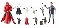 """<h5><a href=""""http://www.brianstoys.com/star-wars-black-series-the-last-jedi-wave-13-set-of-8.html#.Wh3PE9KnHIV"""" TARGET=""""_BLANK"""">STAR WARS BLACK SERIES 6"""" THE LAST JEDI WAVE 13 (SET OF 8)</a> $169.99 </h5><p>Get the latest Last Jedi 6"""" Black Series wave right in time for the Last Jedi movie! Case contains 8 individually packaged action figures with accessories: 1x SW E5 AT AT DRIVER 1x SW E5 SNOWTROOPER 1x SW E8 FINN FIRST ORDER DISGUISE 1x SW E8 KYLO REN 1x SW E8 MAZ KANATA 1x SW E8 ELITE PRAETORIAN GUARD 1x SW E7 GENERAL LEIA ORGANA 1x SW E8 CAPTAIN POE DAMERON  <a href=""""http://www.brianstoys.com/star-wars-black-series-the-last-jedi-wave-13-set-of-8.html#.Wh3PE9KnHIV"""" TARGET=""""_BLANK"""">ORDER HERE</a></p>"""
