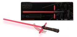 """<h5><a href=""""http://www.brianstoys.com/hasbro-the-force-awakens-fx-lightsaber-kylo-ren.html#.Wh3Pj9KnHIV"""" TARGET=""""_BLANK"""">HASBRO THE FORCE AWAKENS KYLO REN FORCE FX LIGHTSABER</a> $169.99</h5><p>This Kylo Ren Force FX Lightsaber Replica from the Star Wars saga features durable, die-cast metal parts that look and feel like the real thing! Its sturdy, red, polycarbonate blade is permanently attached to the hilt and features realistic power-up and power-down glowing light effects. The lightsaber also includes digitally recorded and motion-sensor-controlled authentic sound effects such as power-up, power-down, idle, movement sounds, and clash sounds. Perfect to get for Christmas right after the Last Jedi premier!  <a href=""""http://www.brianstoys.com/hasbro-the-force-awakens-fx-lightsaber-kylo-ren.html#.Wh3Pj9KnHIV"""" TARGET=""""_BLANK"""">ORDER HERE</a></p>"""