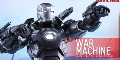 Hot Toys - CACW - MMS Diecast War Machine Collectible Figure UPDATE_PR1