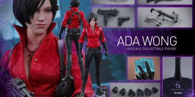 Resident Evil 6 - Ada Wong Collectible Figure PR_15