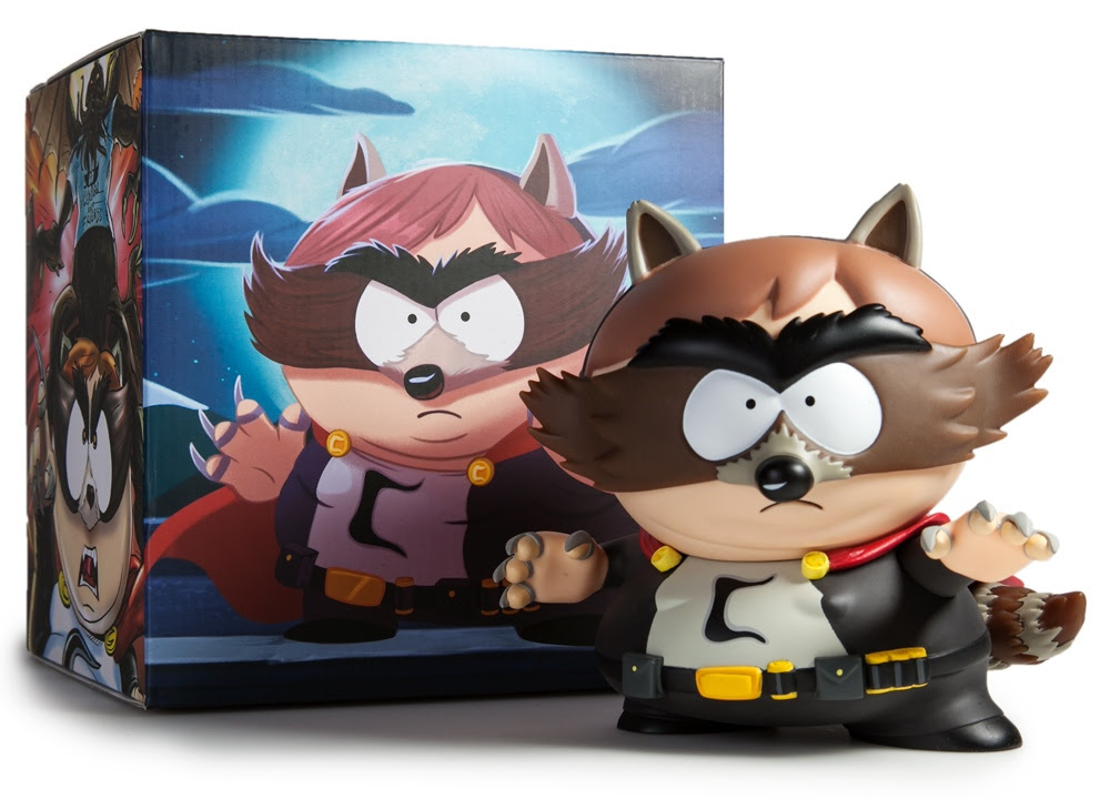 South Park X Kidrobot Fractured But Whole Mini Series