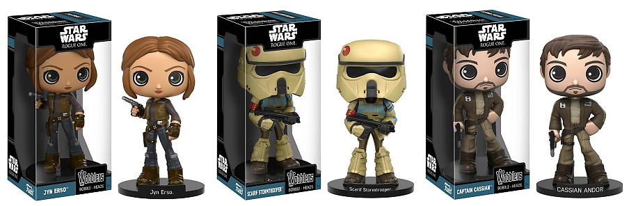Funko Reveals New Rogue One A Star Wars Story Pop And
