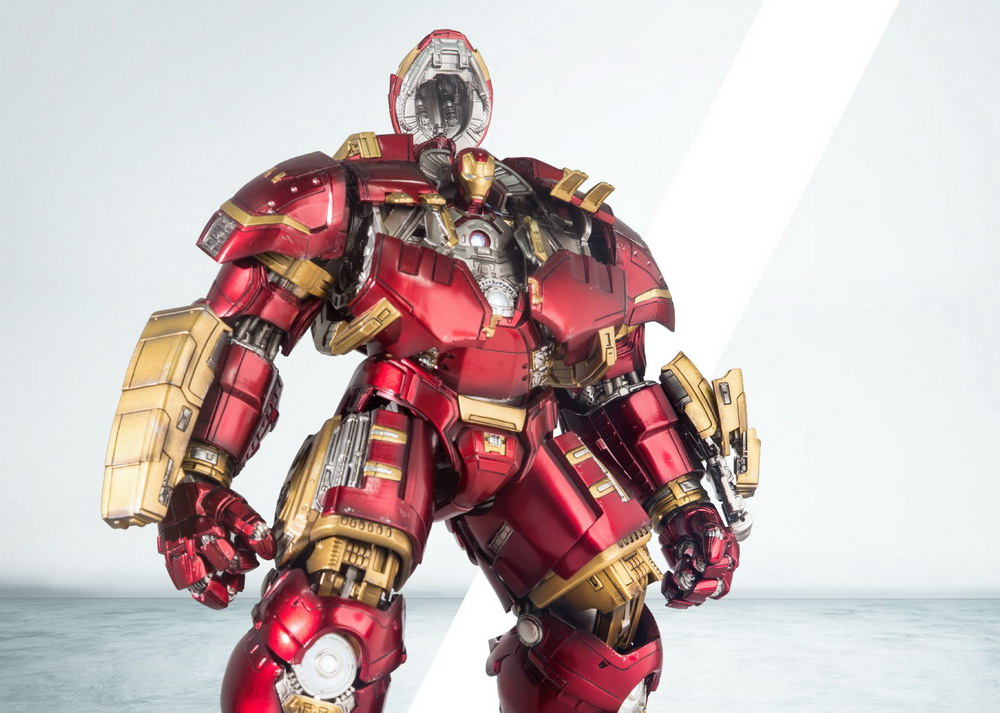 Marvel Omni Class 1 12 Scale Die Cast Mechanical
