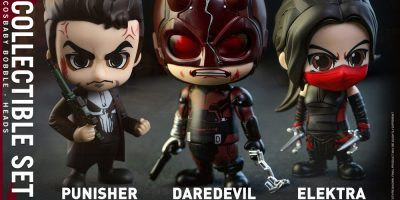 Hot Toys - Marvel's Daredevil - Cosbaby Collectible Set_PR1