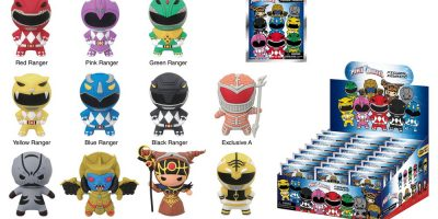 70205 Power Rangers Group Image