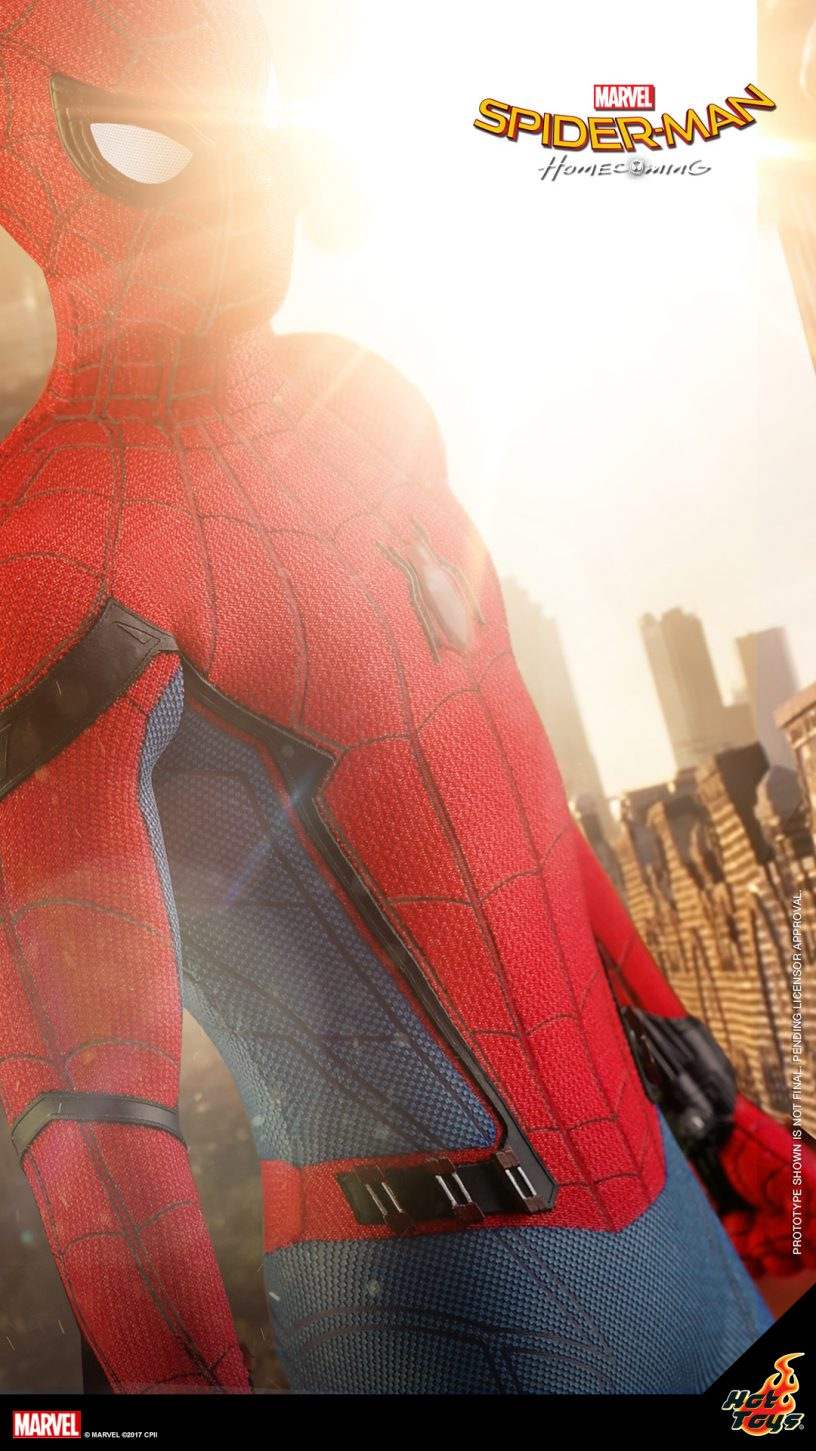 Hot Toys - Here Comes the Spider-Man