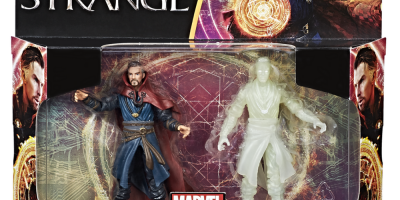 MARVEL LEGENDS SERIES 3.75-INCH 2-PACK Figure Assortment (Doctor Strange) - in pkg