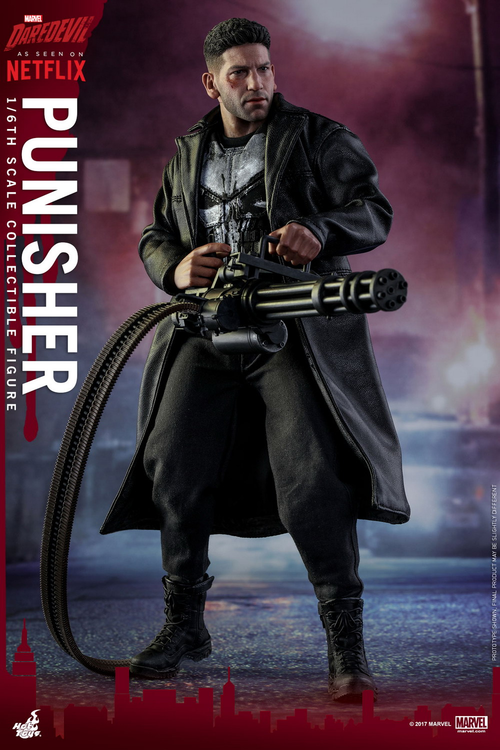 Hot Toys - Daredevil - Punisher Collectible Figure_PR1