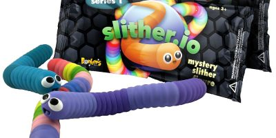 Slither.io Benadable in Blind Bag