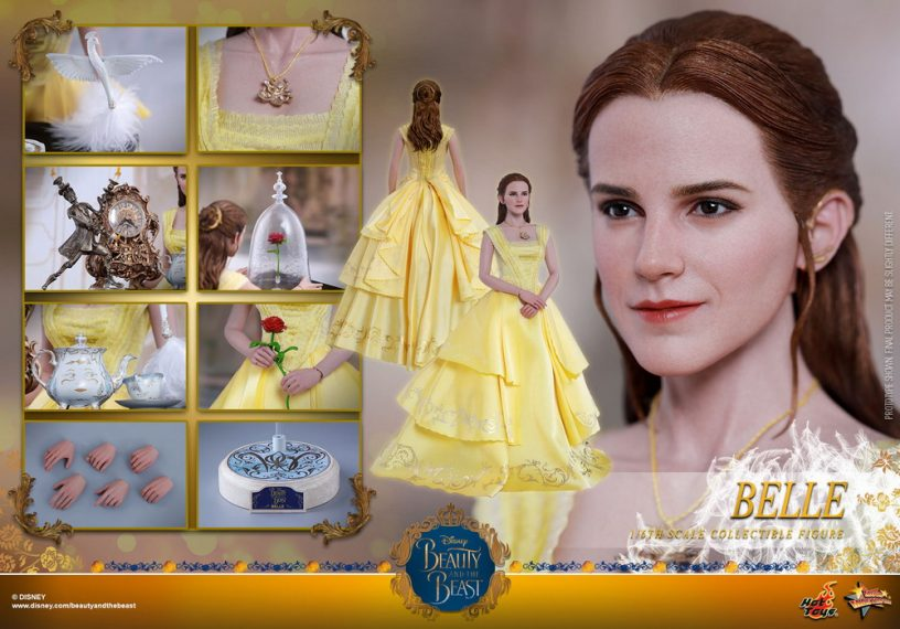 Hot Toys Disneys Beauty And The Beast 1 6th Scale BELLE