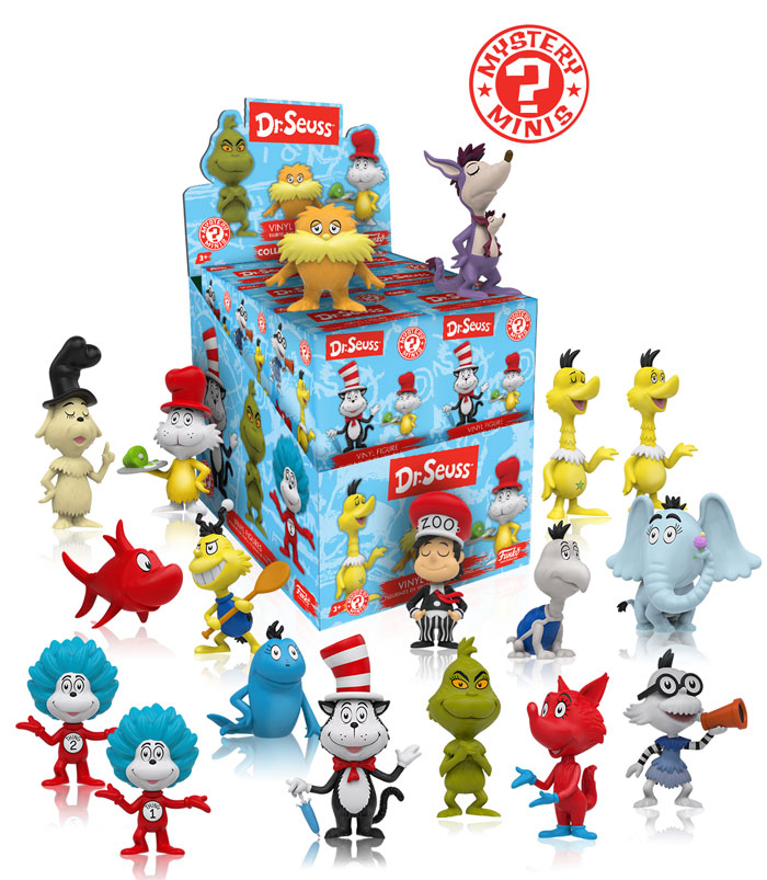 Coming Soon Dr Seuss Mystery Minis Figures Com