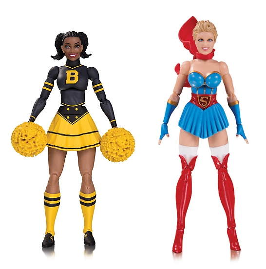 Dc Toys 2018 : New dc collectibles for february figures