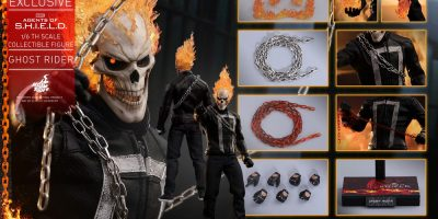 Hot Toys - AOS - Ghost Rider collectible figure_PR19