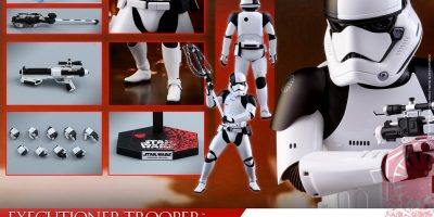 Hot Toys - SWTLJ - Executioner Trooper Collectible Figure_PR17