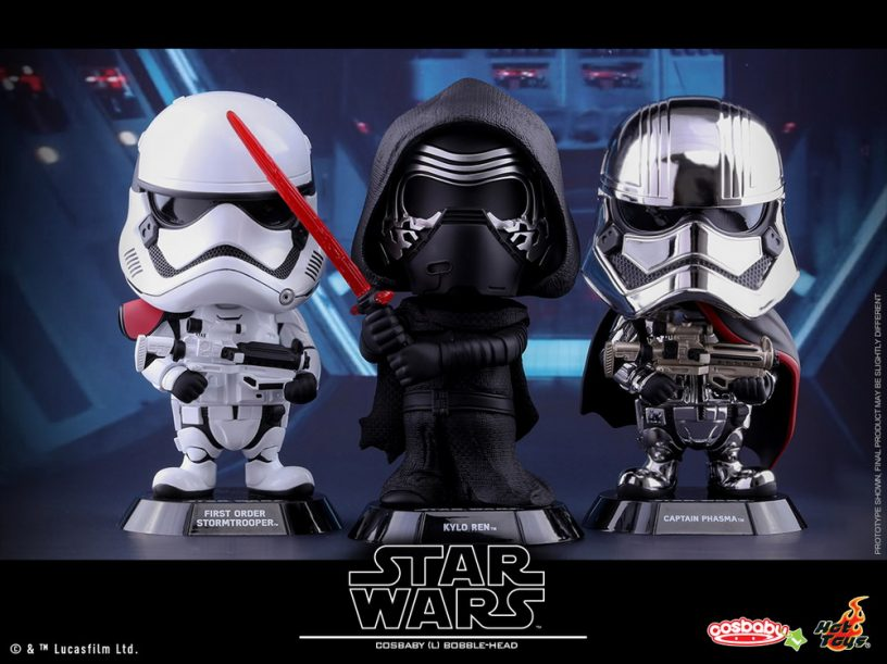 Hot Toys - Star Wars TFA - Cosbaby (Large) Bobble-Head Series_PR1