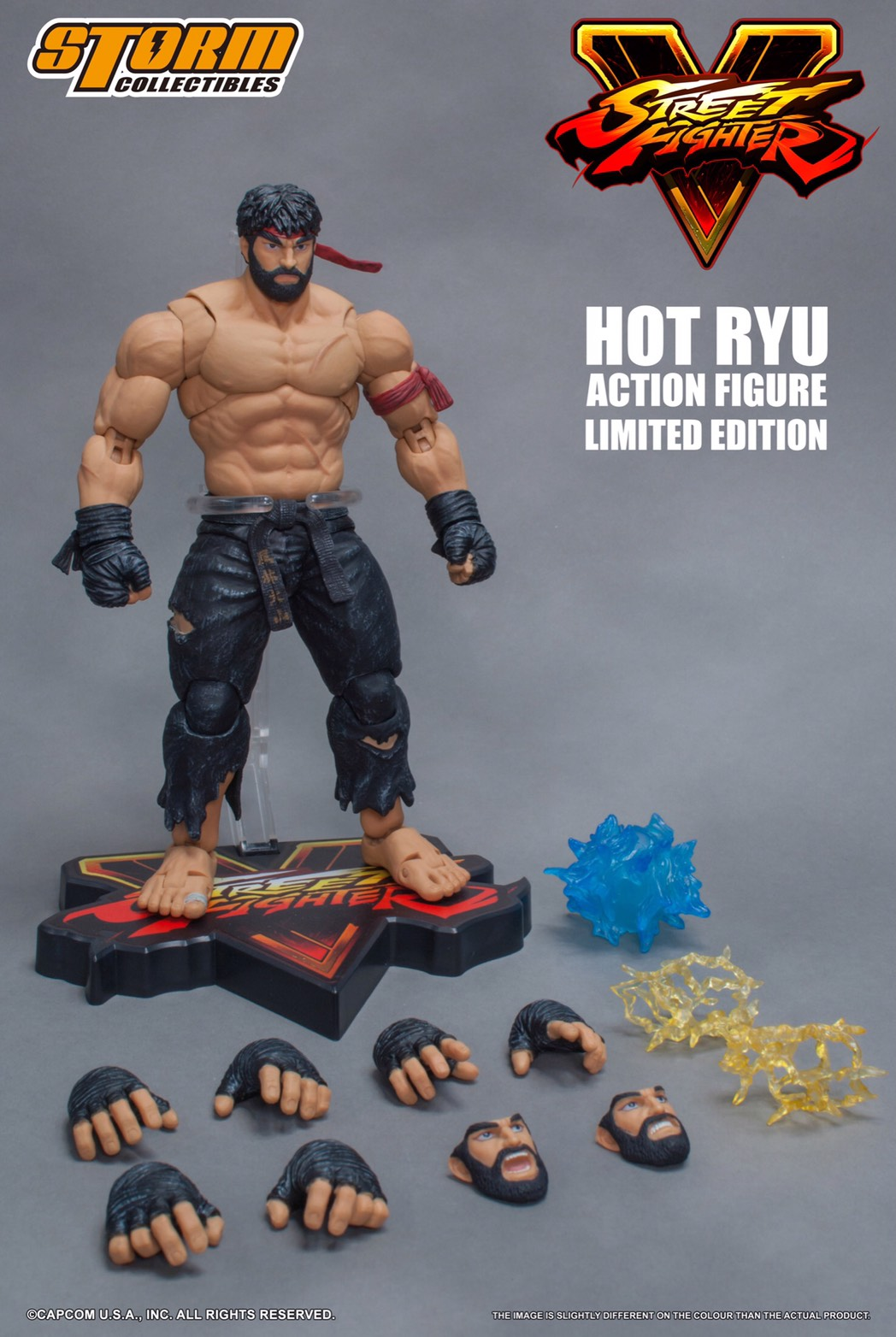 Storm Collectibles Hot Ryu