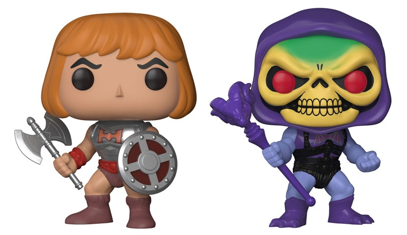 New Wave Of Funko Masters Of The Universe Pop S Figures Com