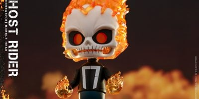 Hot Toys - Ghost Rider - Ghost Rider Cosbaby (S)_PR4