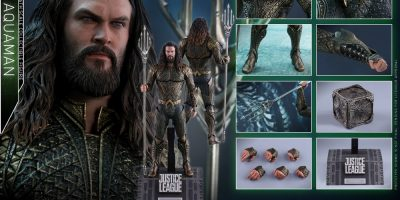 Hot Toys - Justice League - Aquaman collectible figure_PR21