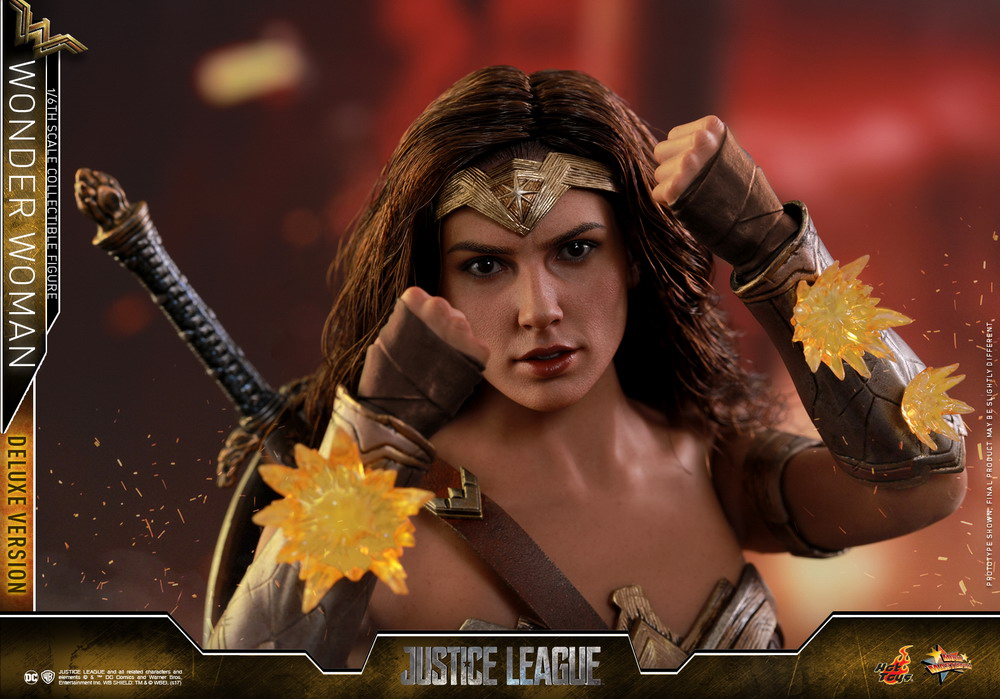 Hot Toys - Justice League - Wonder Woman collectible figure (Deluxe)_PR (20)