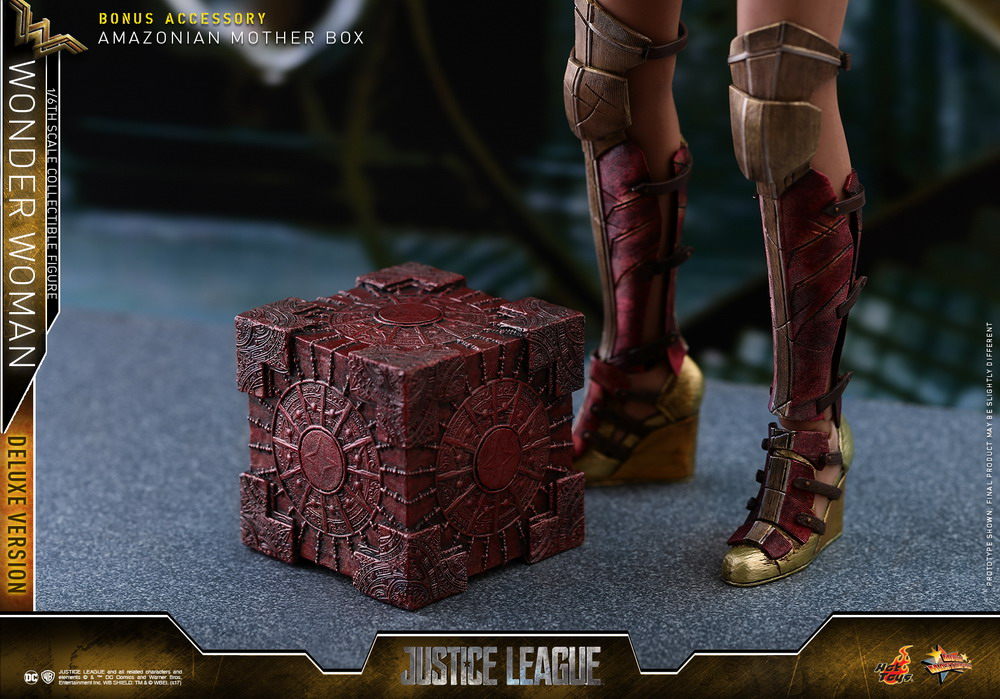 Hot Toys - Justice League - Wonder Woman collectible figure (Deluxe)_PR (25)