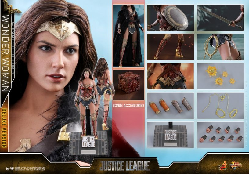Hot Toys - Justice League - Wonder Woman collectible figure (Deluxe)_PR (26)