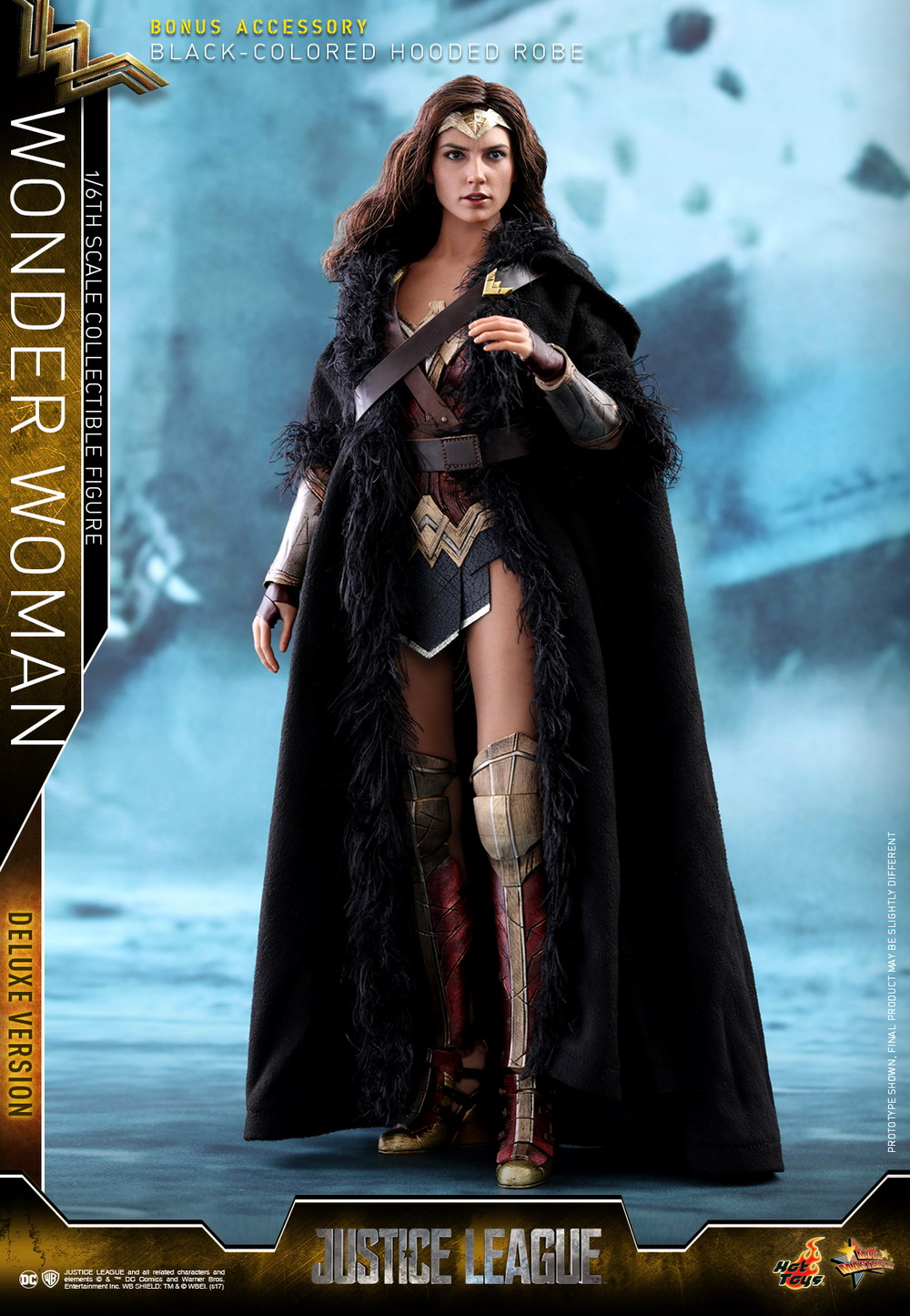 Hot Toys - Justice League - Wonder Woman collectible figure (Deluxe)_PR (4)