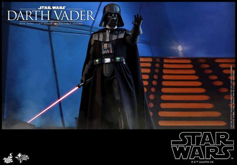 Hot Toys - SW - Darth Vader Collectible Figure_PR20