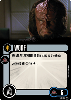 22 of 36 - Worf
