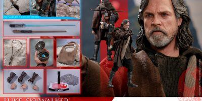 Hot Toys - Star Wars - Luke Skywalker collectible figure (Deluxe)_PR17