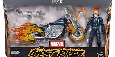 MARVEL LEGENDS SERIES 6-INCH Vehicle (Ghost Rider)