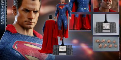 Hot Toys - Justice League - Superman collectible figure_PR26