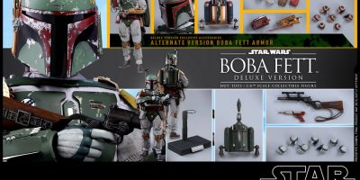 Hot Toys - Star Wars - Boba Fett collectible figure (Deluxe)_PR32