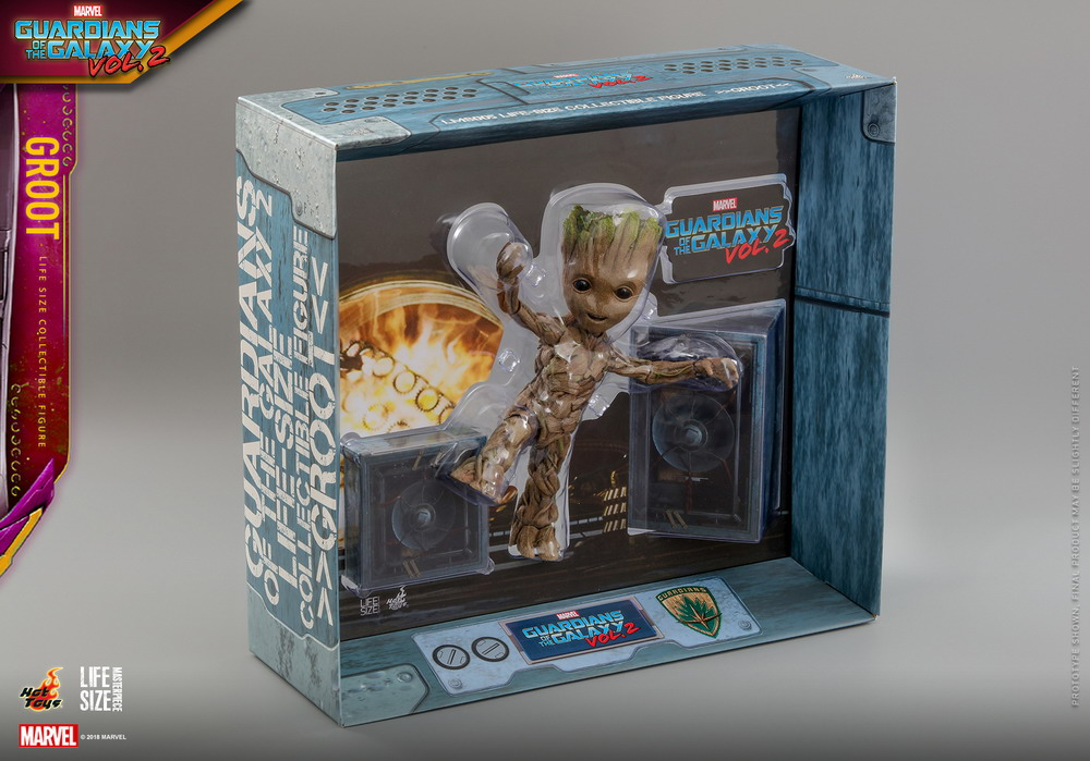 Hot Toys - GOTG2 - Groot Life-size Collectible Figure_PR13