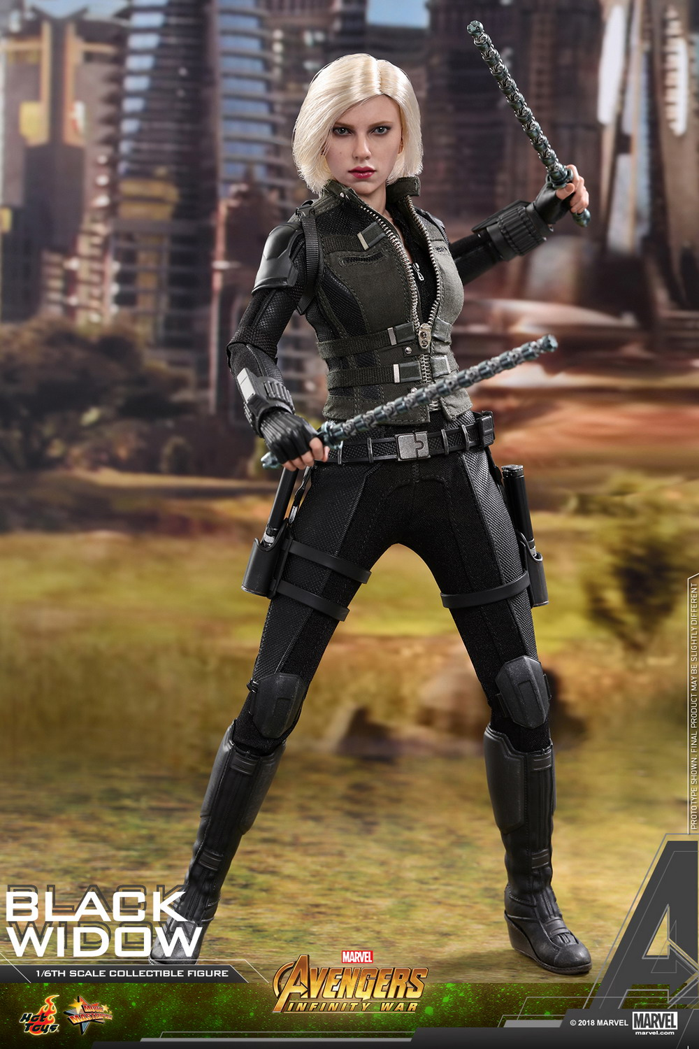 Hot Toys - AIW - Black Widow Collectible Figure_PR1