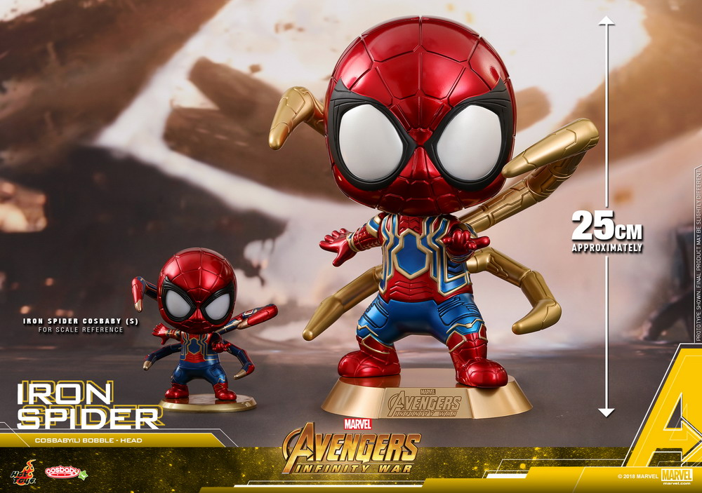 Hot Toys - AIW - Iron Spider Cosbaby (L)_PR1