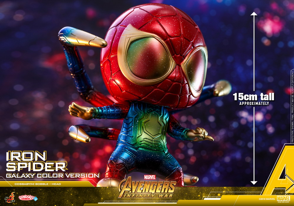 Hot Toys - Avengers 3 - Iron Spider Cosbaby (M)_PR3