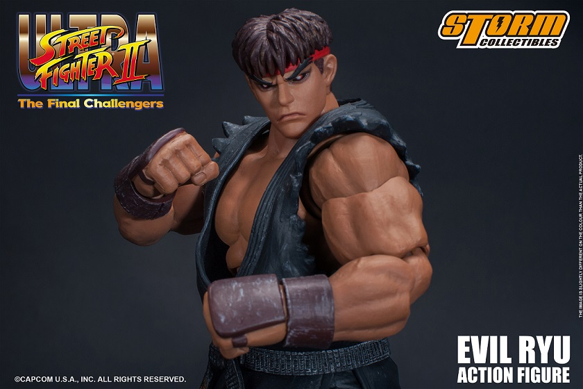 Storm Collectibles Evil Ryu