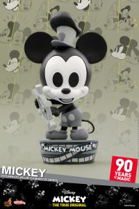 Hot Toys - Mickey 90th Anniversary - Mickey (Steamboat Willie) Cosbaby (S)_PR1