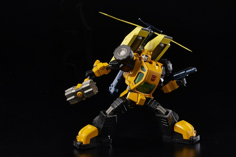Flame Toys Bumble Bee Pic 2