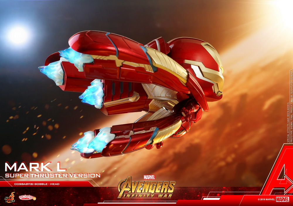 Hot Toys - Avengers3 - Mark L (Super Thruster Version) Cosbaby (S)_PR2