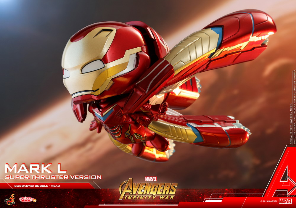 Hot Toys - Avengers3 - Mark L (Super Thruster Version) Cosbaby (S)_PR3
