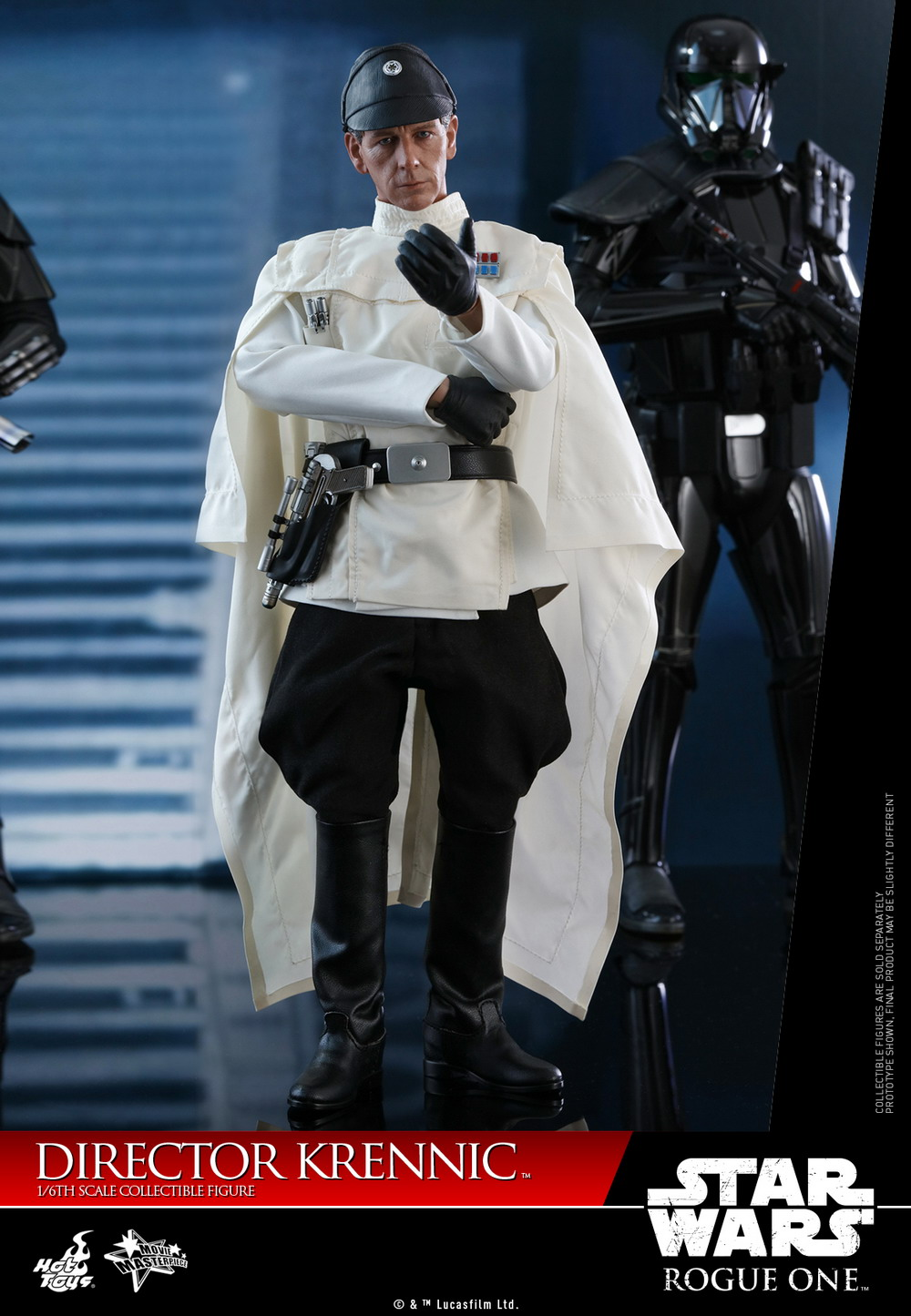 Hot Toys - SWRO - Director Krennic collectible figure_PR12