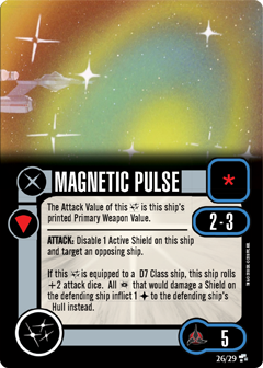 Magnetic Pulse